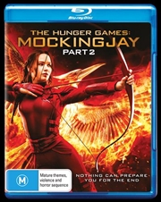 Hunger Games - Mockingjay - Part 2, The | Blu-ray