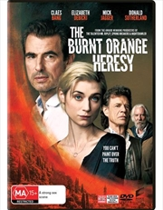 Burnt Orange Heresy, The | DVD