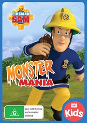 Fireman Sam - Monster Mania | DVD