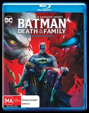 DCU - Batman - Death In The Family | Blu-ray