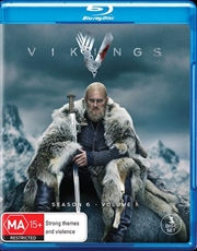 Vikings - Season 6 - Part 1 | Blu-ray