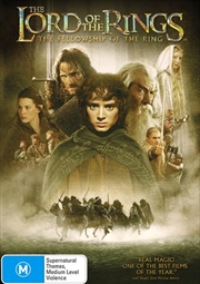 Lord Of The Rings, The - The Fellowship Of The Ring | DVD