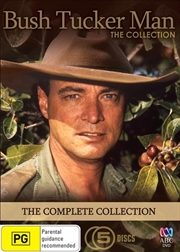 Bush Tucker Man - The Complete Collection | DVD