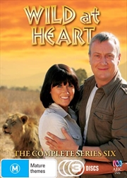 Wild At Heart - Series 6   DVD