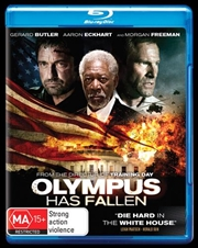 Olympus Has Fallen | Blu-ray