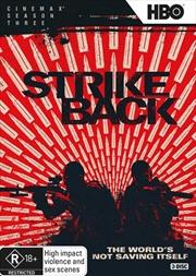 Strike Back - Season 3 | DVD