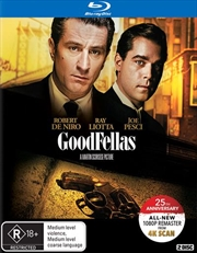 Goodfellas - 25th Anniversary Edition | Blu-ray