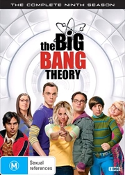 Big Bang Theory - Season 9, The | DVD