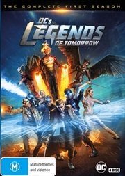 DC's Legends Of Tomorrow - Season 1 | DVD