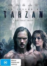 Legend Of Tarzan, The | DVD