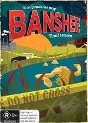Banshee - Season 4 | DVD