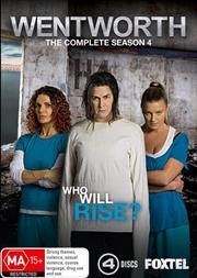 Wentworth - Season 4 | DVD