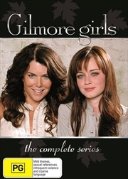 Gilmore Girls | Series Collection | DVD