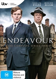 Endeavour - Series 3 | DVD