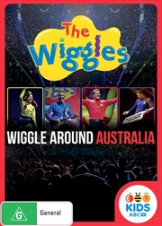 Wiggles - Wiggle Around Australia, The | DVD