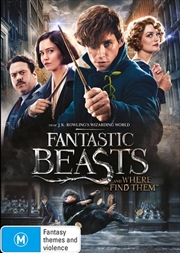 Fantastic Beasts | DVD
