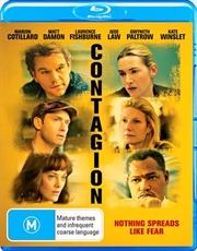 Contagion   Blu-ray