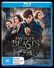 Fantastic Beasts | Blu-ray