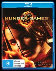 Hunger Games, The | Blu-ray