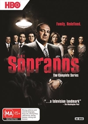 Sopranos - Complete Collection, The | DVD