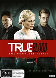 True Blood - Season 1-7 | Boxset | DVD
