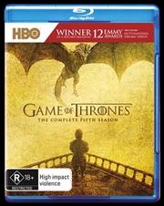 Game Of Thrones - Season 5 | Blu-ray