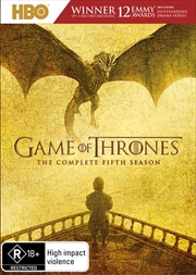 Game Of Thrones - Season 5 | DVD