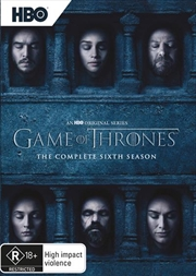 Game Of Thrones - Season 6 | DVD