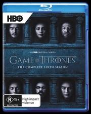 Game Of Thrones - Season 6 | Blu-ray