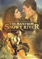 Man from Snowy River, The | DVD