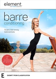 Element - Barre Conditioning | DVD