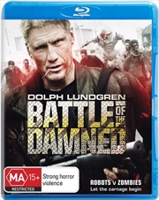 Battle Of The Damned | Blu-ray