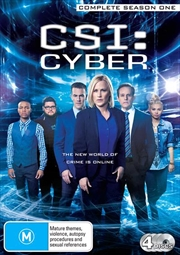CSI - Cyber - Season 1 | DVD