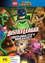 LEGO - Justice League - Gotham City Breakout | DVD