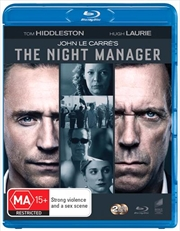Night Manager - Season 1, The | Blu-ray