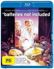 Batteries Not Included | Blu-ray