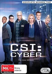 CSI - Cyber - Season 2 | DVD
