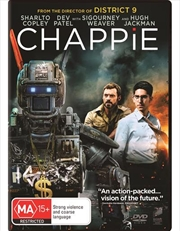 Chappie | DVD