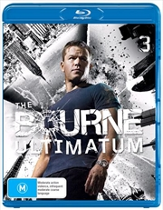 Bourne Ultimatum, The | Blu-ray