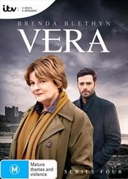 Vera - Series 4 | DVD