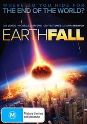 Earthfall | DVD