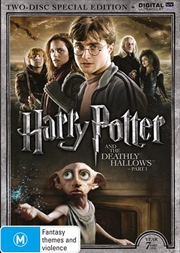 Harry Potter And The Deathly Hallows - Part 1 - Limited Edition | UV - Year 7 | DVD