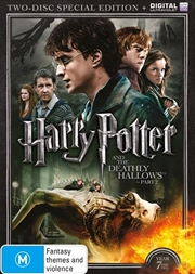 Harry Potter And The Deathly Hallows - Part 2 - Limited Edition | UV - Year 7 | DVD