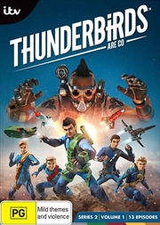 Thunderbirds Are Go! - Series 2 - Vol 1 | DVD
