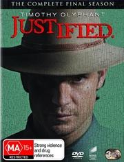 Justified - Season 6 | DVD