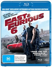 Fast and Furious 6 | Blu-ray