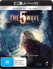 5th Wave | Blu-ray + UHD, The | UHD