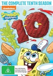 Spongebob Squarepants - Season 10 | DVD