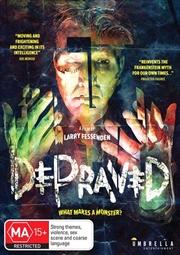 Depraved | DVD