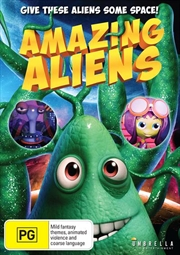 Amazing Aliens | DVD